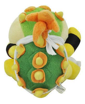 New Koopa Bowser Toy Figure Soft Stuffed Animal
