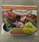 New Muncheez Turtle Stuffed Animal & Coolest Toy Organizer F