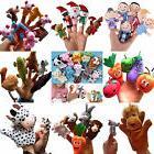 NT 10PC Cartoon Finger Puppets Cloth Plush Doll Baby Educati