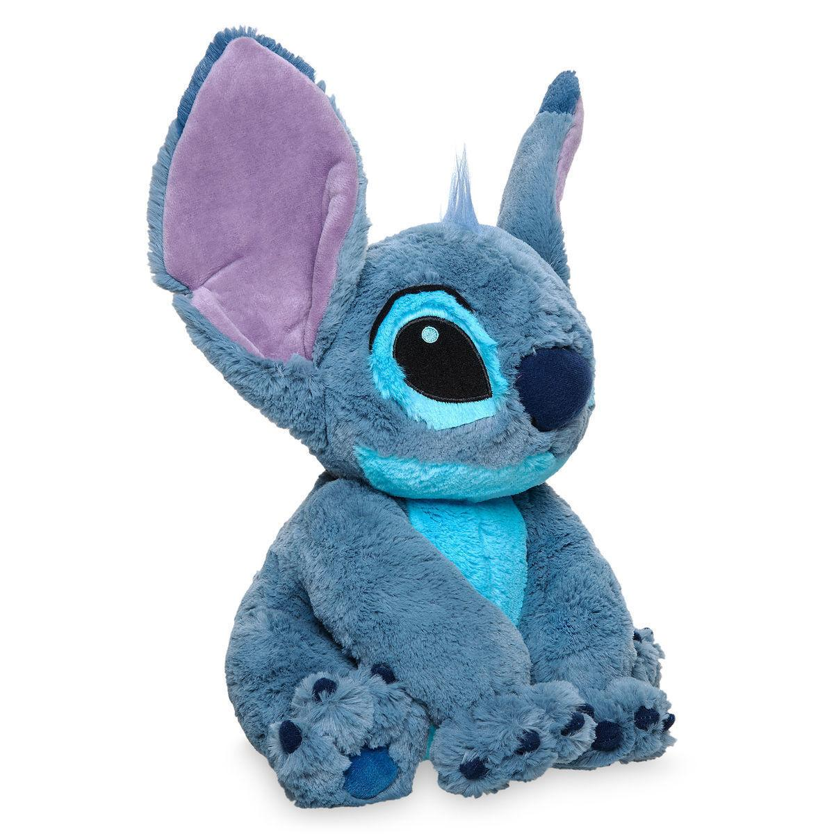 "NWT Disney Stitch 15"" H & Stitch Toy"