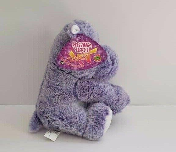 NWT Kellytoy Hippo Soft Stuffed Animal