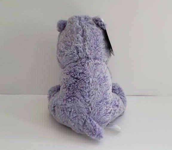 NWT Kellytoy Hippo Soft Plush Stuffed Toy
