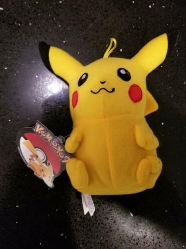 Official Pokemon Plush Stuffed Gift Kids Authentic