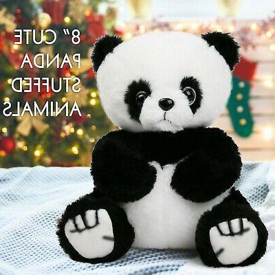 panda teddy bear stuffed animals plush soft