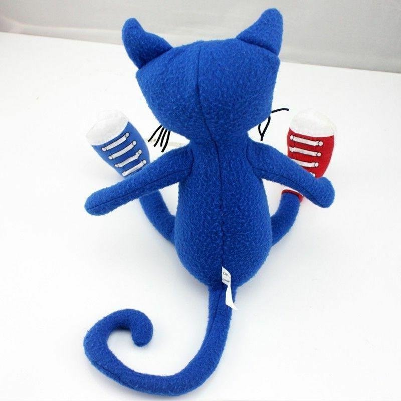 Pete Cat Plush Stuffed Animed Toy Shipped Christmas