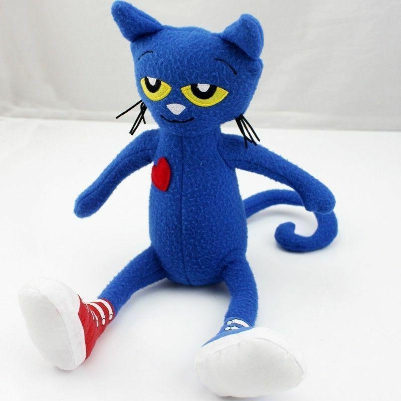 Pete Cat Plush Stuffed Animed Shipped