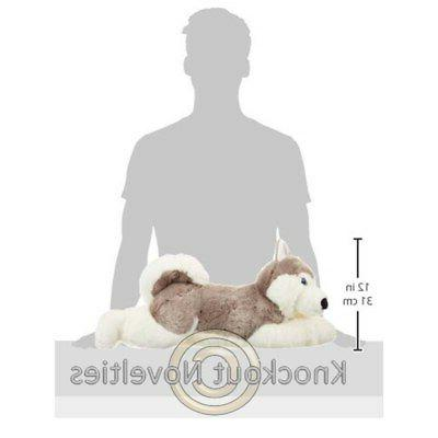 Plush - Yukon Husky Animal Toy Fun Play