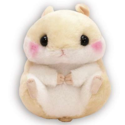 plush doll hamster korohamu colon pudding cream