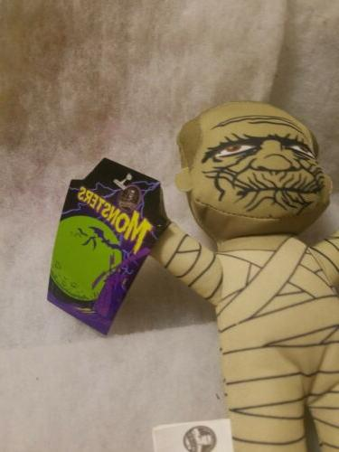 Plush Plush Factory Toy Mummy Frankinstein