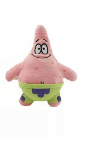 Plush Spongebob Squarepants Animal Characters Figures Toys