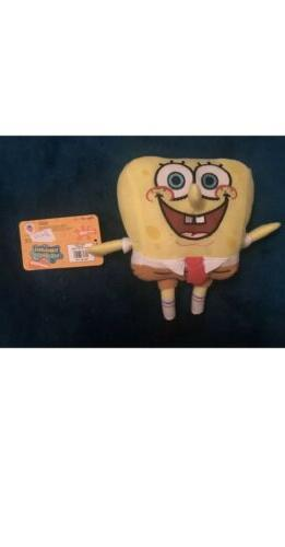 Plush Spongebob Animal Cartoon Figures
