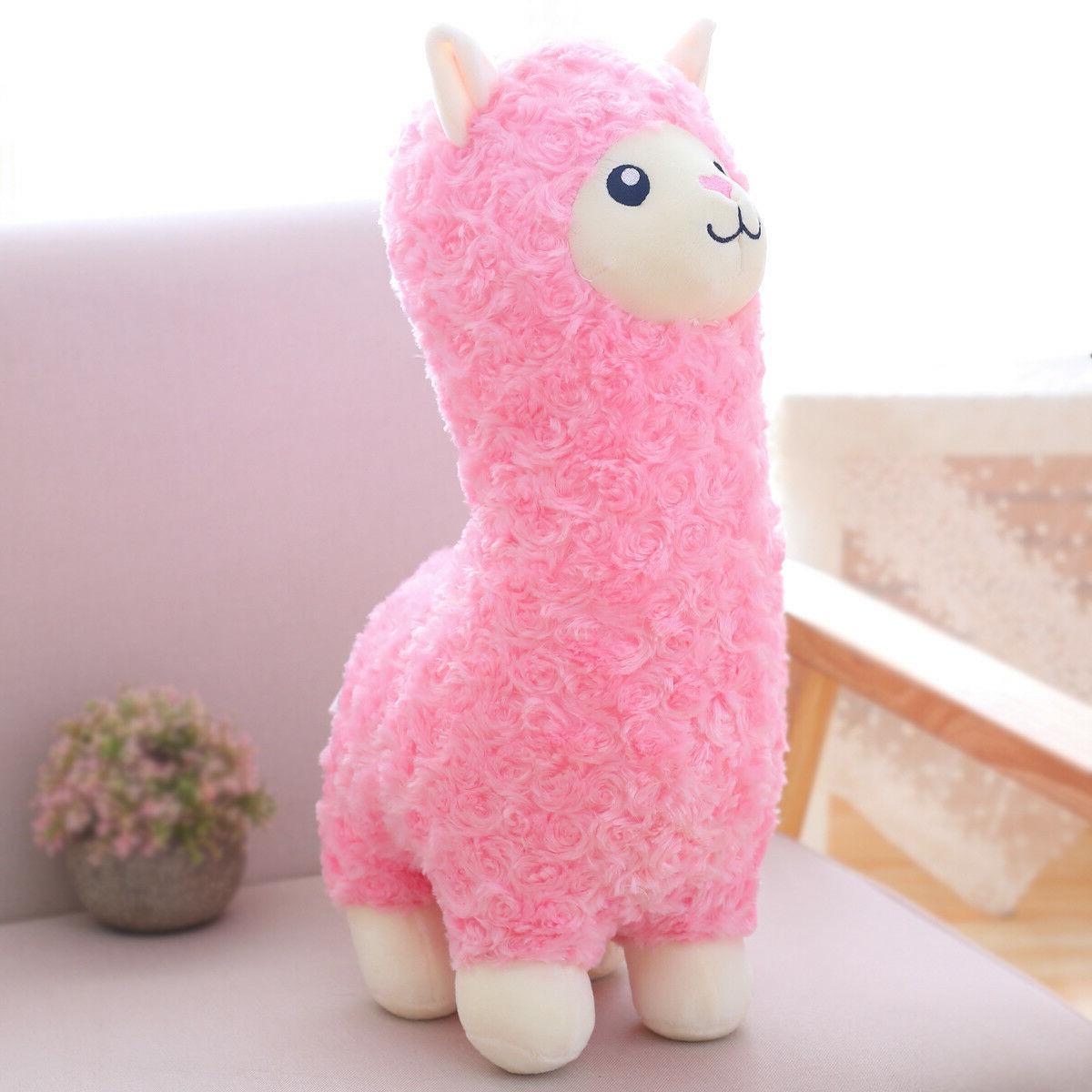 "Winsterch Llama 17.7"" Plush"