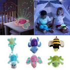 Plush Stuffed Toy Music Sky Star Night Light Projector Lamp