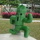 Final Fantasy Plush Toy Cactuar Sabotender Cactus Lovely Stu