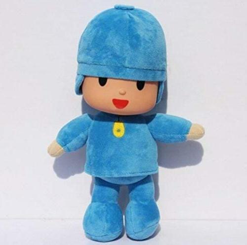 pocoyo plush anime pocoyo cartoon character doll