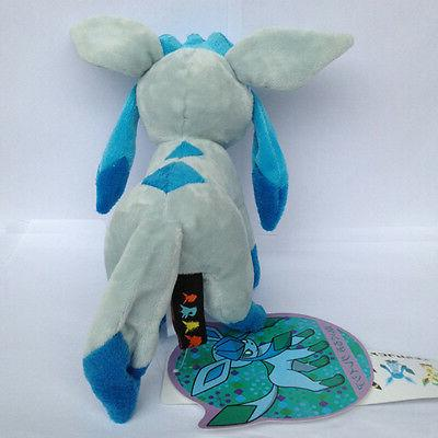 Glaceon Glacia Toy Doll Animal Nintendo