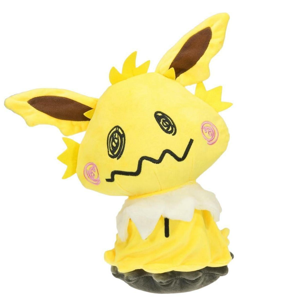 Pokemon Mimikyu Cosplay Flareon Eevee Doll Gift