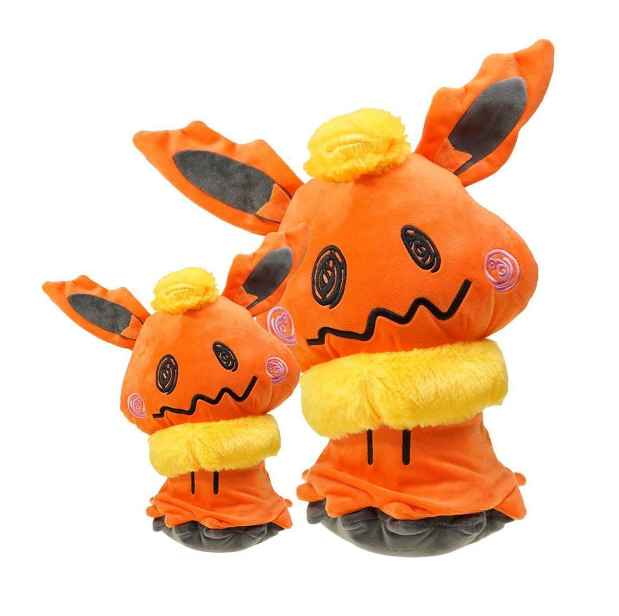 Pokemon Flareon Eevee Sylveon Doll 9 Gift