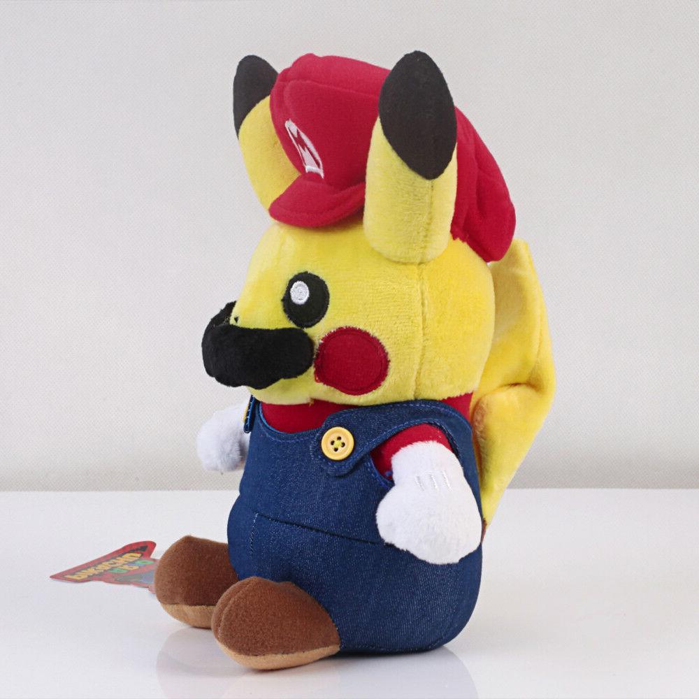 Pokemon Pikachu Super Figure Toy US Ship