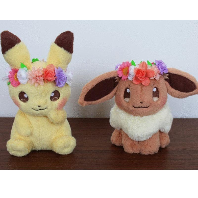 Pokemon Fete & Pikachu Toy Gifts