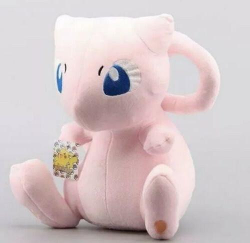 "Pokamon Mew Plush Stuffed Animal Toy 6"" US Seller"