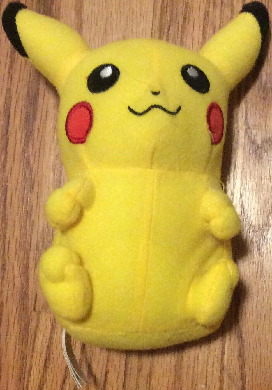 pokemon pikachu 7 plush toy toy factory