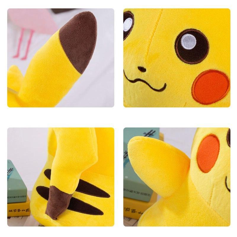 Takara Pokemon Plush Cute <font><b>Animals</b></font> Plush <font><b>Stuffed</b></font> Birthday Gift