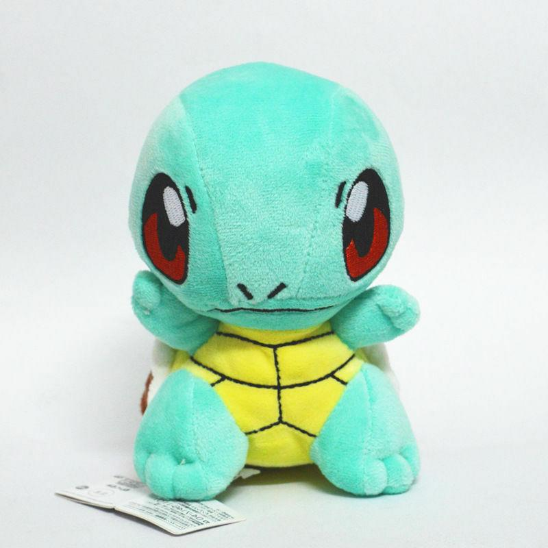 Pokemon Squirtle Charmander Kids Toys & Collection Gifts
