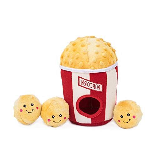 popcorn bucket burrow