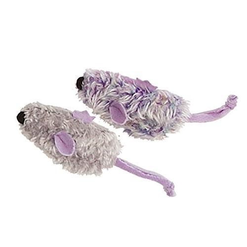 purple mouse frosty grey