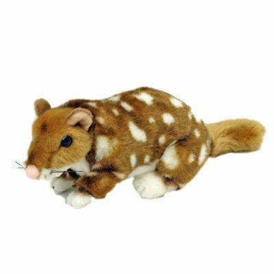 quoll soft plush toy stuffed animal spotty