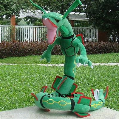 Rayquaza Toy Ferocious Stuffed Doll
