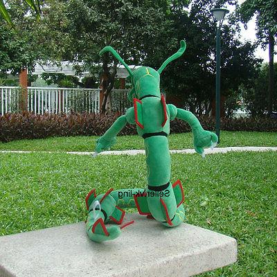 Rayquaza Pokemon Toy Dragon Snake Stuffed Doll