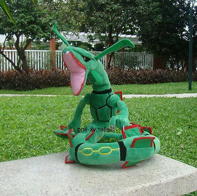 Rayquaza Toy Dragon Ferocious Stuffed Animal Doll