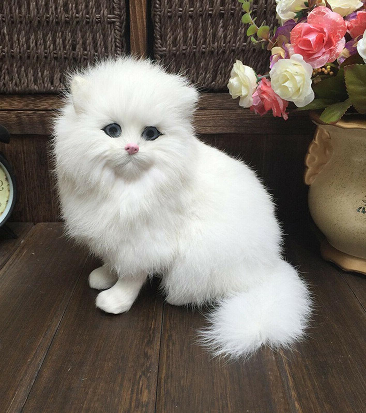 Realistic Pet Plush, Stuffed Doll Gift
