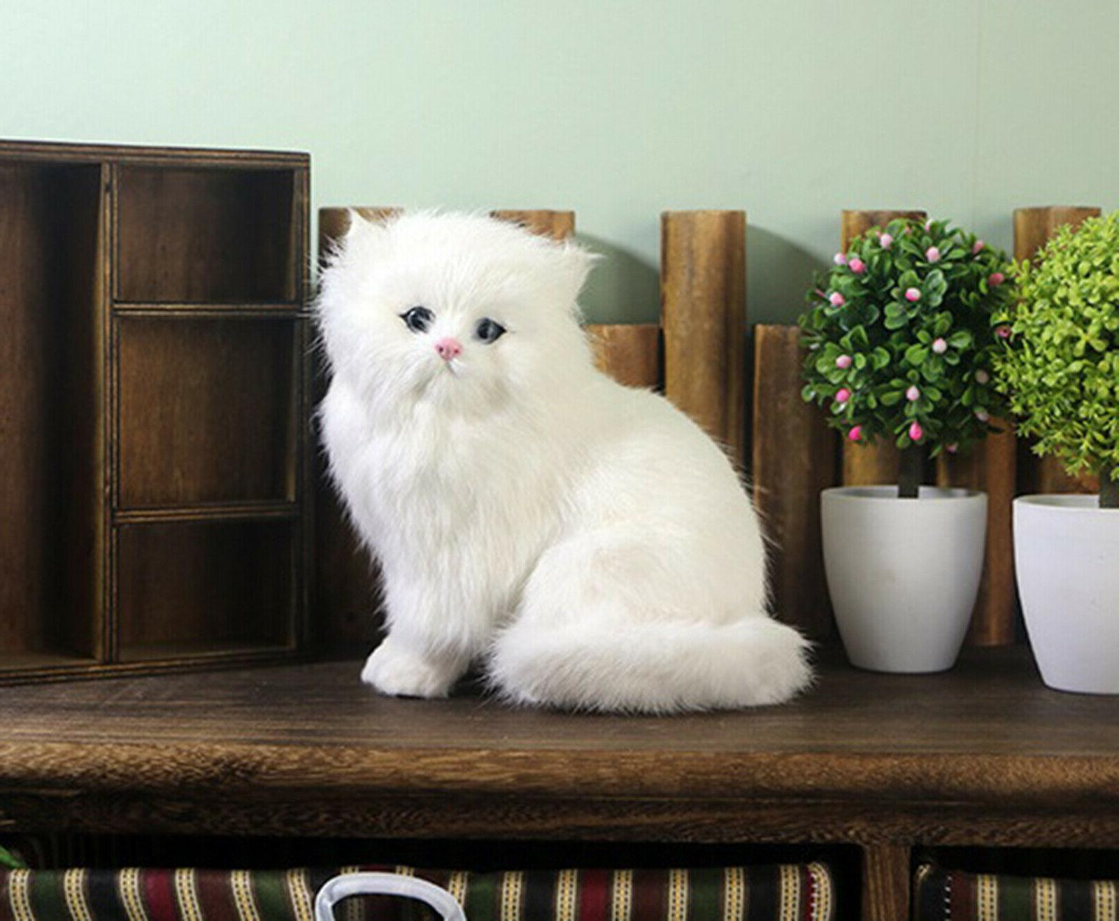 Realistic Pet Plush, Kids And Gift