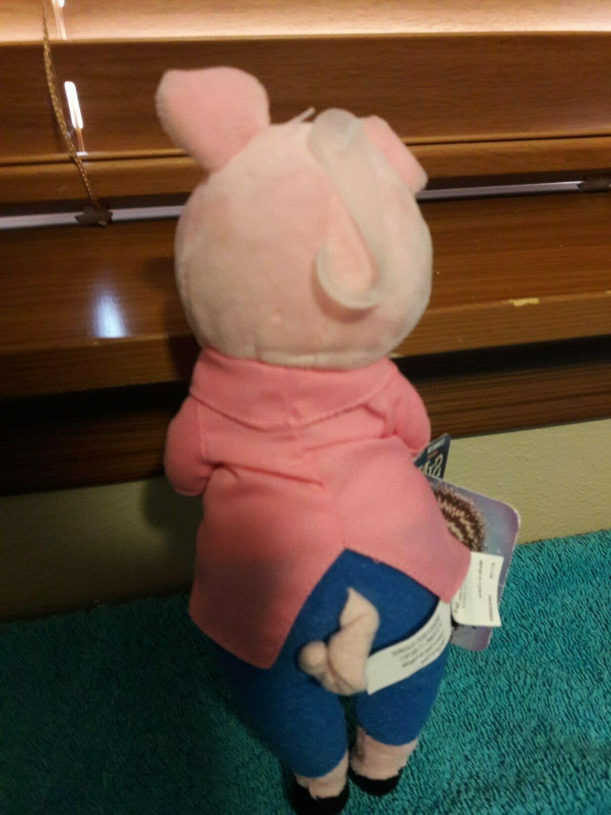 """Sing Rosita Pig 8"""" Plush"""