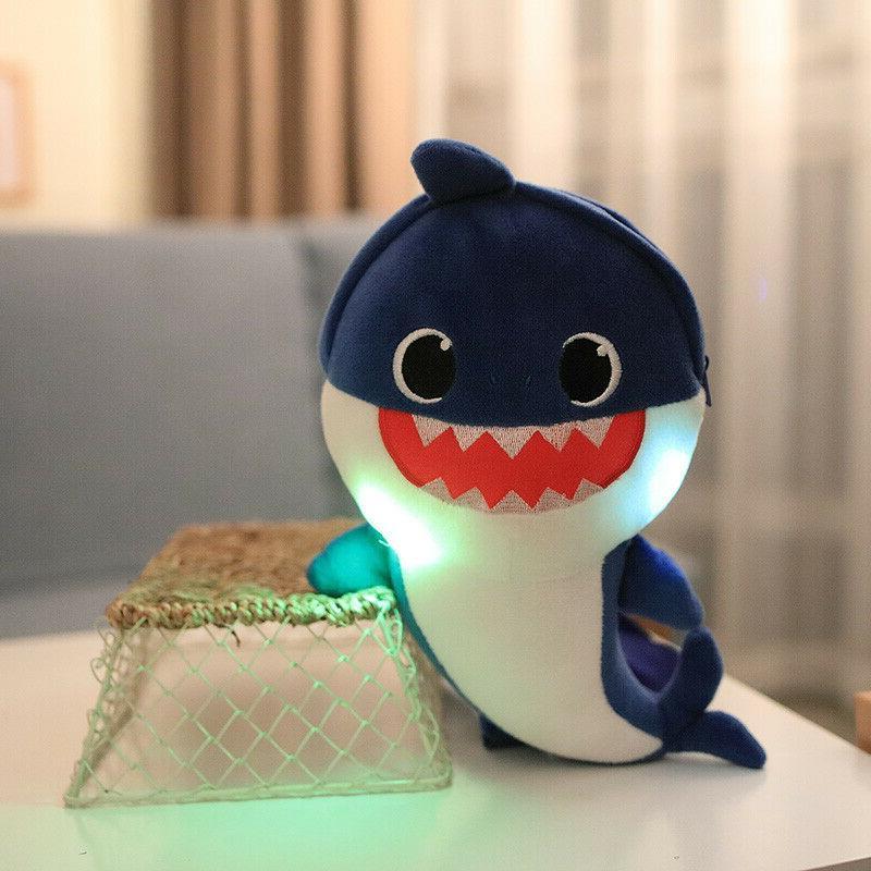 toy shark light