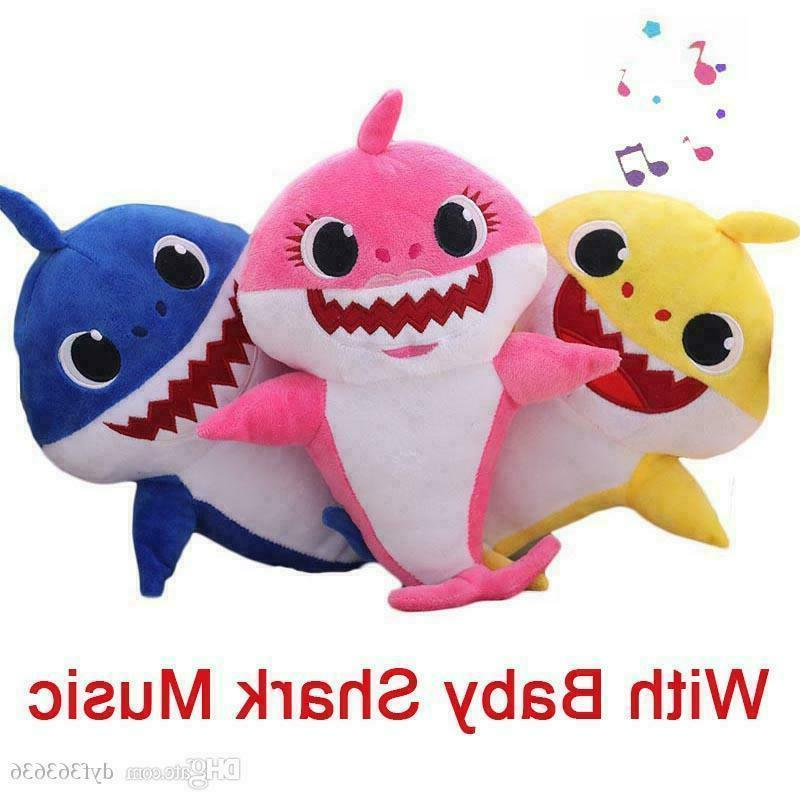 singing plush toy animal with song