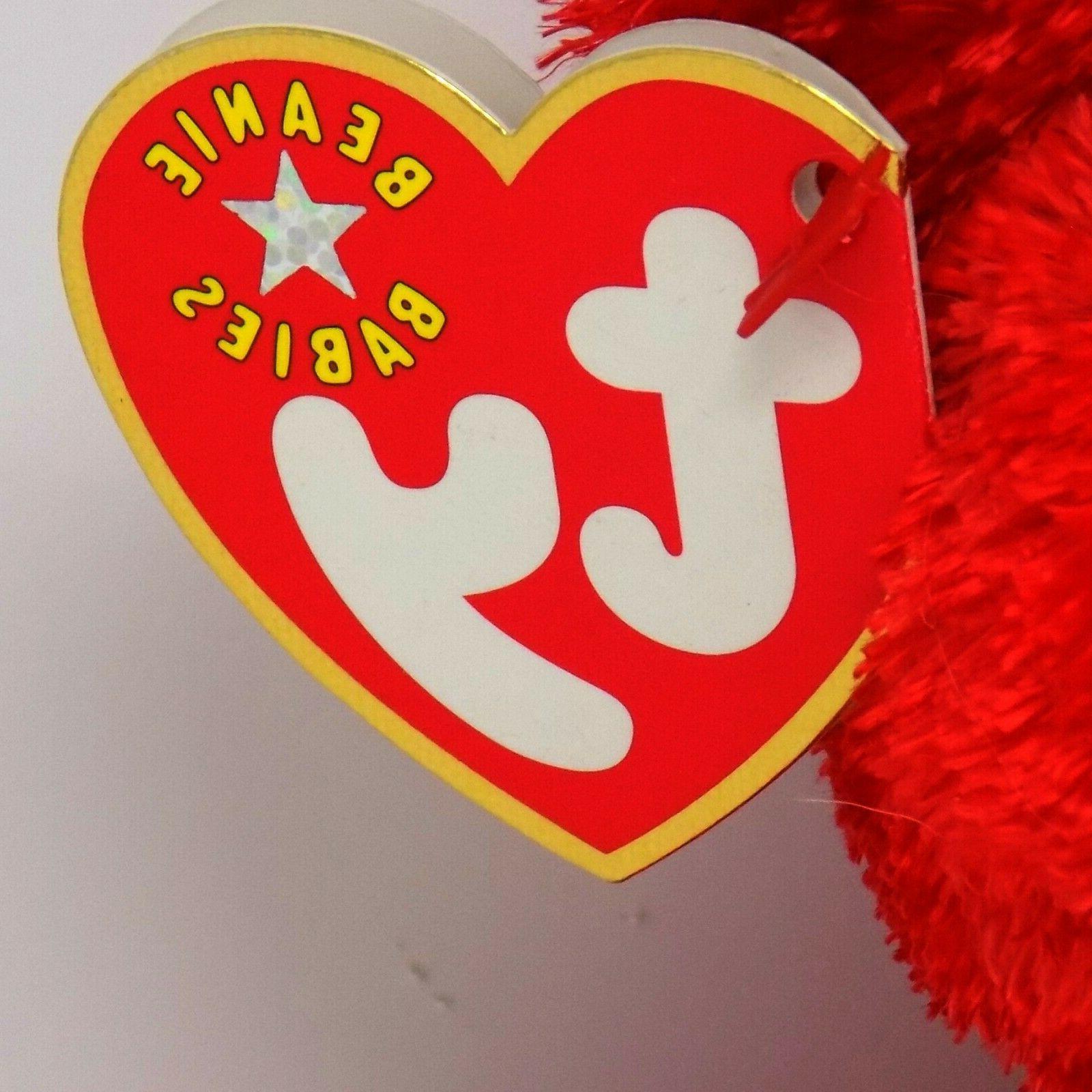 Ty Bear Stuffed MWMT