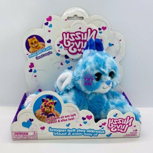snuggler bella bunny plush toy new in