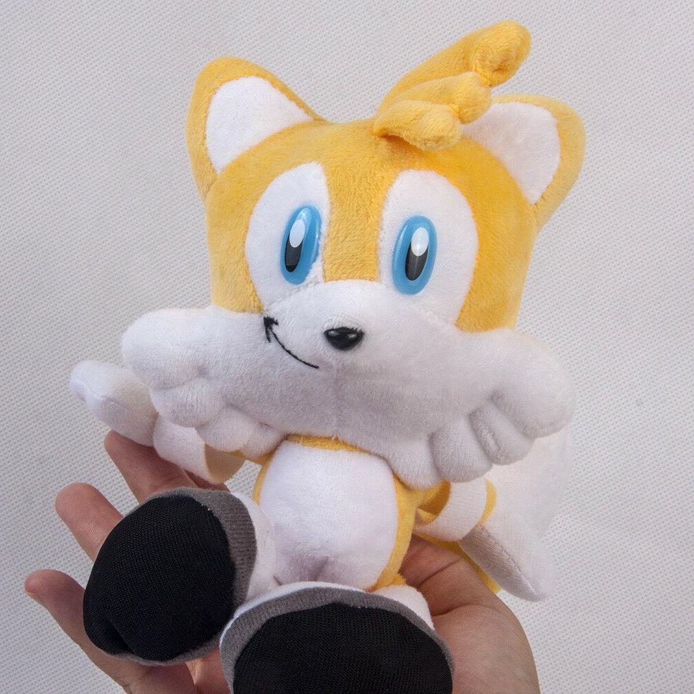 Sonic Hedgehog Figure Toy 8 Gift