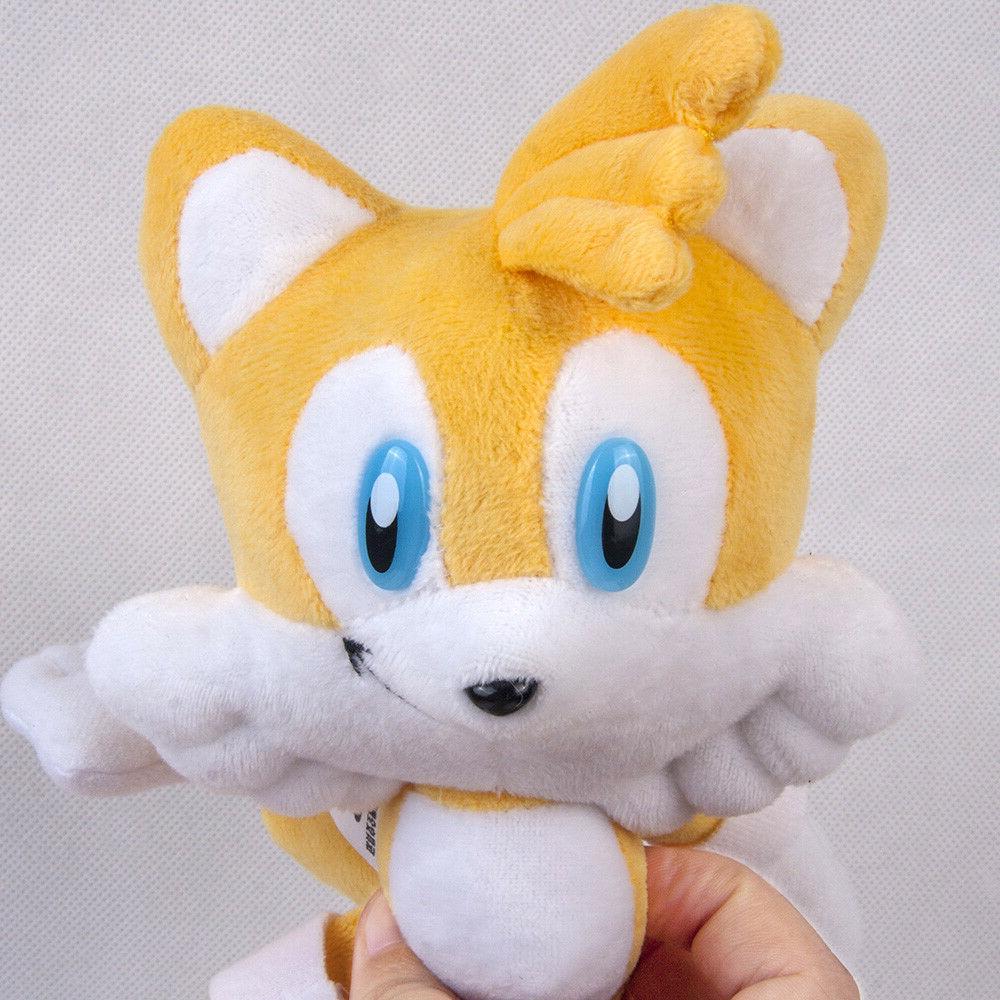 Sonic Hedgehog Yellow Figure Gift