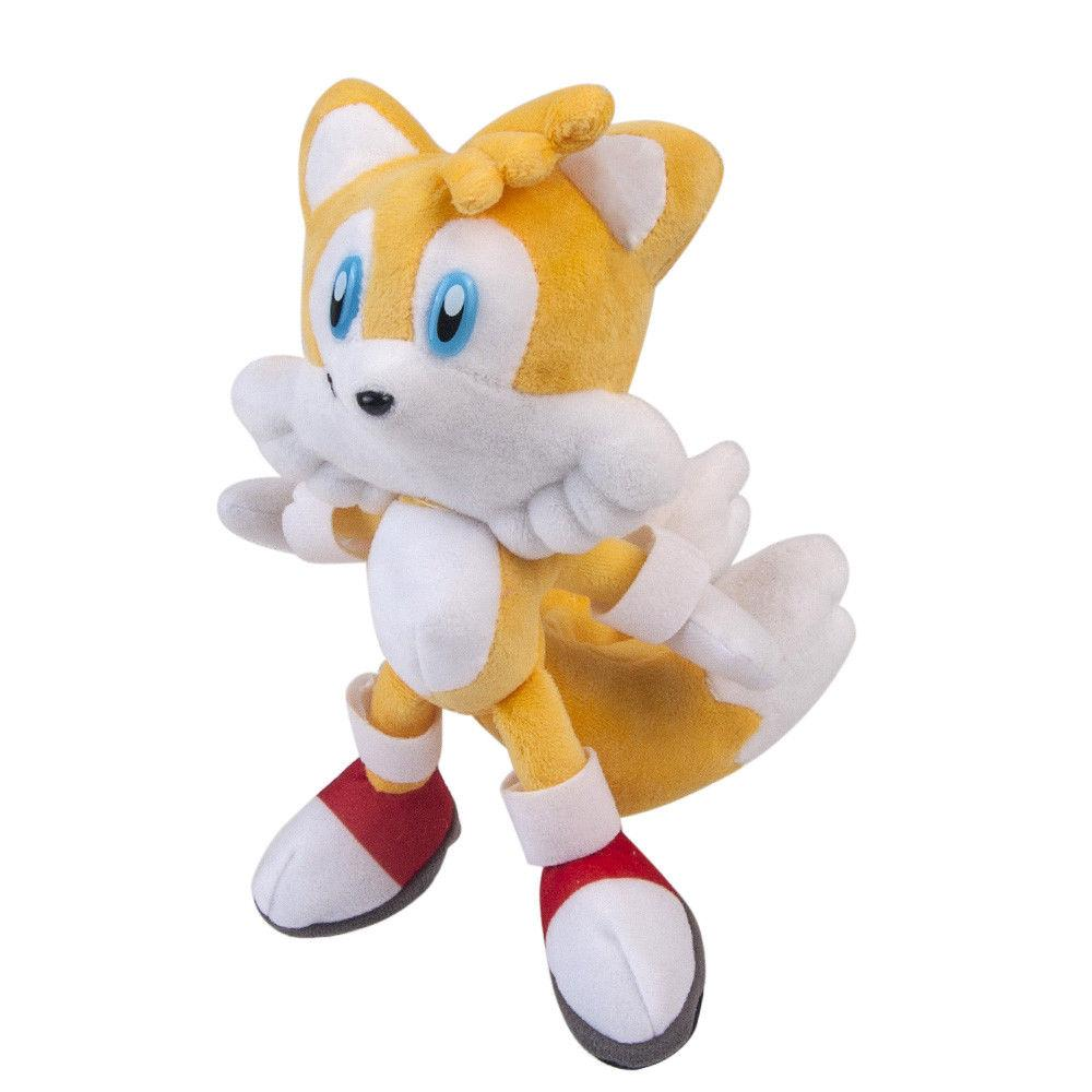 Sonic The Hedgehog Yellow Figure Toy inch Gift