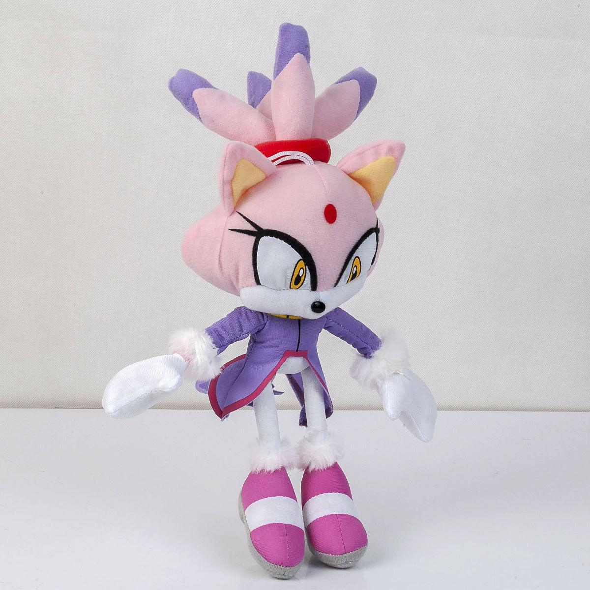 Sonic The Hedgehog Toy Figure Doll
