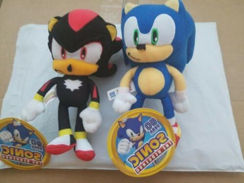 Figure Sonic and Shadow Sega Set