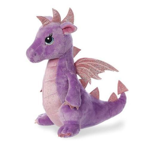 Aurora Dragon Stuffed Animal