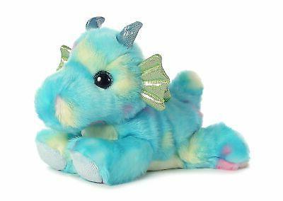 sprinkles blue dragon plush stuffed