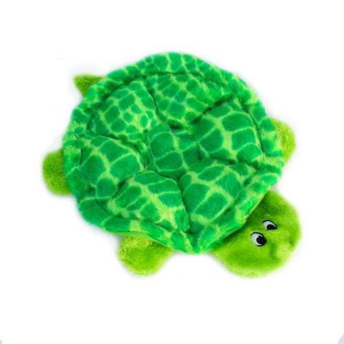 ZippyPaws Crawlers, Plush Dog Slowpoke The Turtle