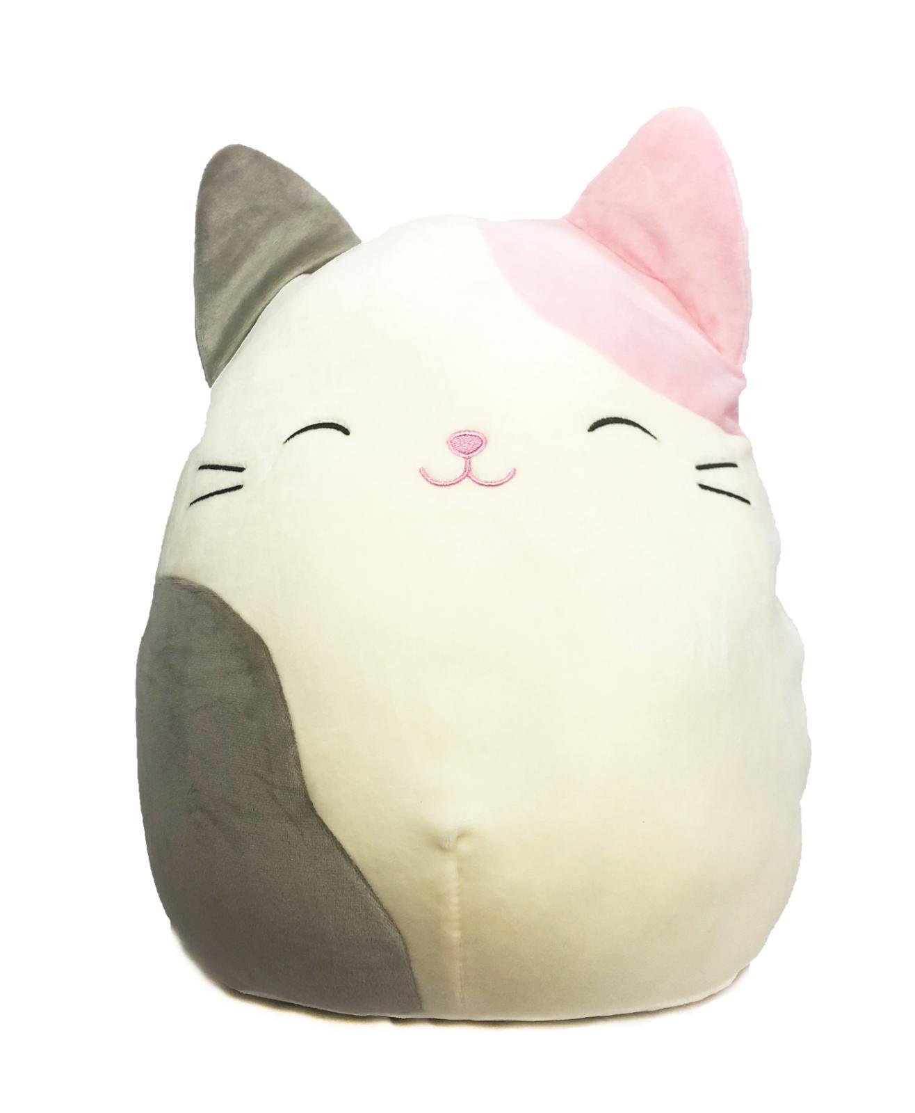 squishmallow 16 karina cat soft plush animal